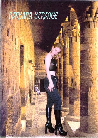 Barbara Strange-Temple of Karnak
