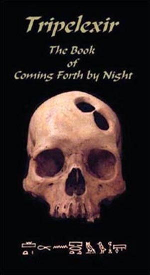 Tripelexir The Book of Coming Forth by Night CD Cover